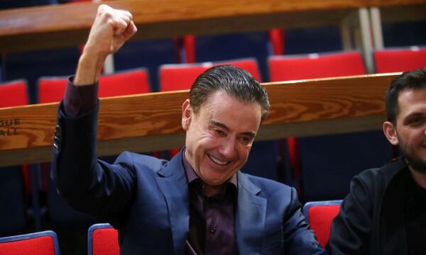 Ο Ρικ Πιτίνο στο ΟΑΚΑ για το Παναθηναικός ΟΠΑΠ – Βαλένθια (videos+photos)