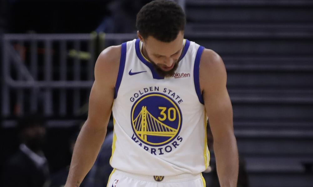 NBA: «Πονοκεφαλιάζουν» με Κάρι στους Ουόριορς