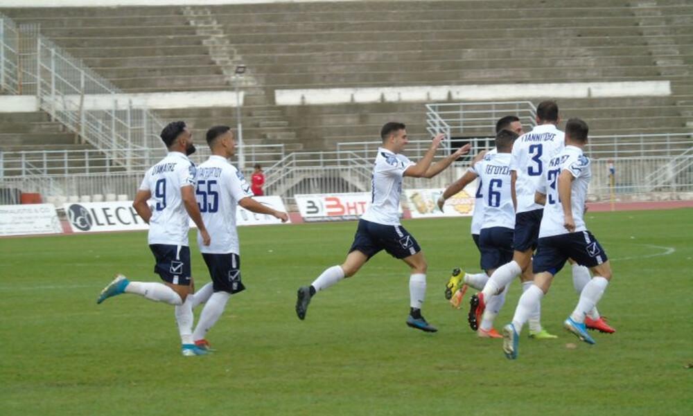 Football League: Σπουδαία νίκη τα Τρίκαλα