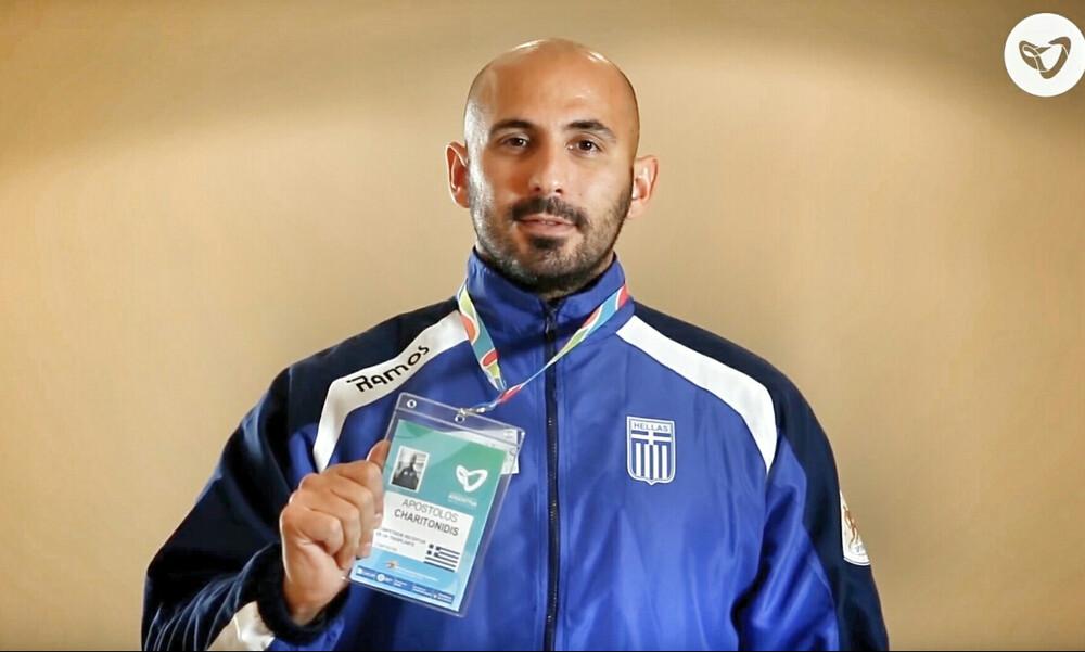 Παγκόσμιο πρωτάθλημα στίβου ΑΜΕΑ: Χρυσό μετάλλιο ο Χαριτωνίδης στην σφαιροβολία