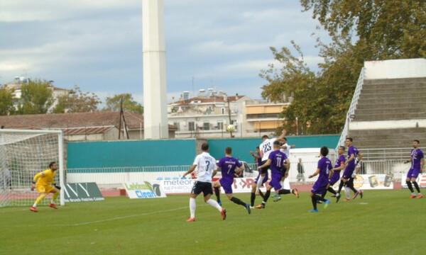 Τρίκαλα-Βέροια: Τα γκολ και οι φάσεις του αγώνα (video)