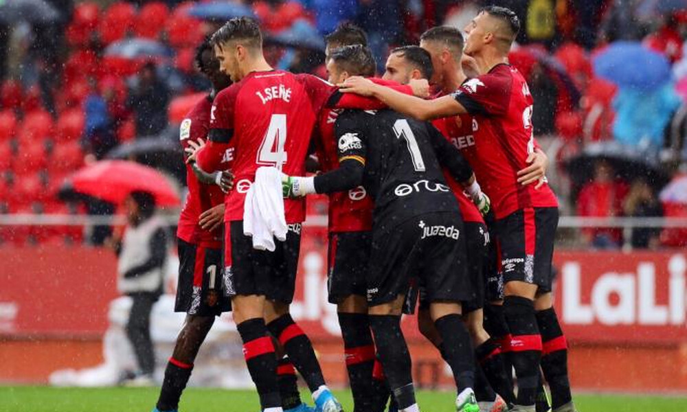 La Liga: Ανάσα για Μαγιόρκα