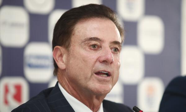 Πιτίνο: «Τεράστια τιμή να πάω στους Ολυμπιακούς Αγώνες με την Ελλάδα» (photos+video)