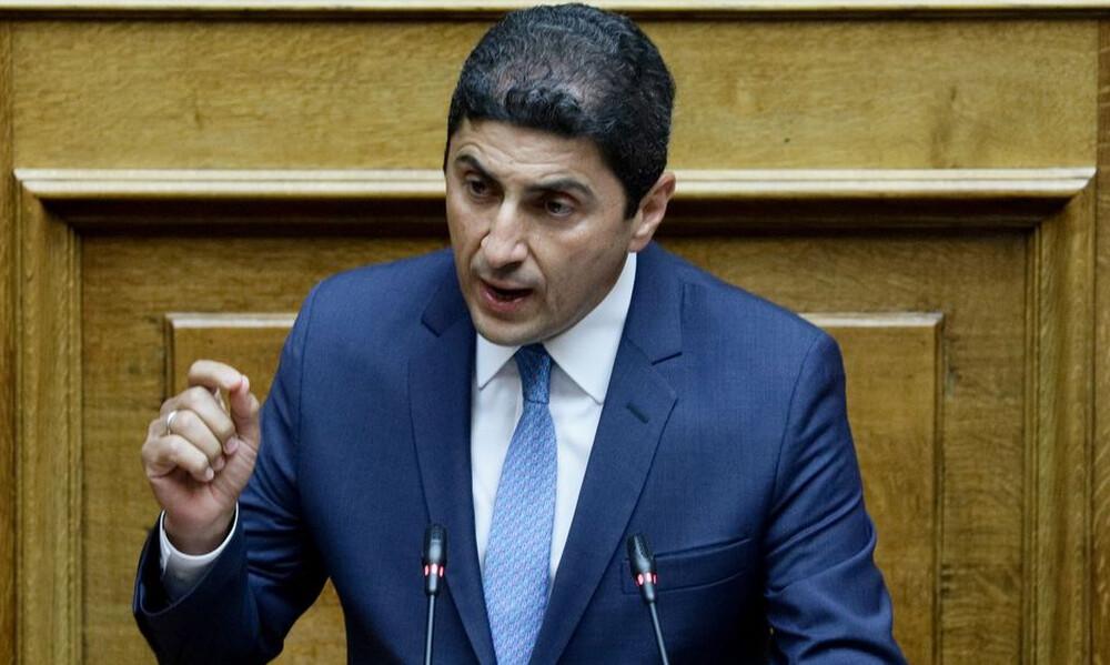 Αυγενάκης: «Το νέο νομοσχέδιο αποτελεί τομή για τον αθλητισμό»
