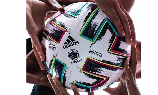Η Επίσημη Μπάλα του UEFA EURO 2020