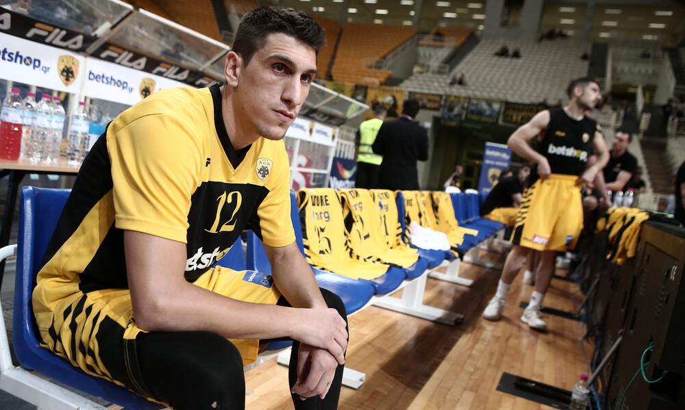 Λαρεντζάκης: «Μου είπαν στην ΑΕΚ πως δεν θα έπαιζα, αν δεν ανανέωνα»