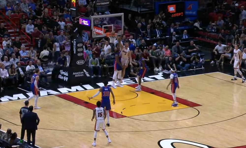 NBA: «Χάθηκε» η μπάλα από τους Χιτ...στο Top 10! (video)