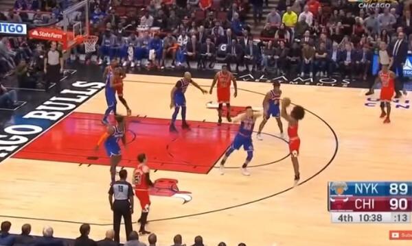 NBA: Το έβλεπε «βαρέλι»...και ακόμα βάζει τρίποντα ο Ουάιτ! (video)