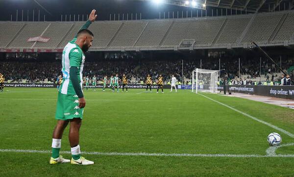 Ζαχίντ: «Κάθε νίκη σε ντέρμπι έχει ξεχωριστή σημασία- Ελπίζω να συνεχίσουμε με τον ίδιο τρόπο»