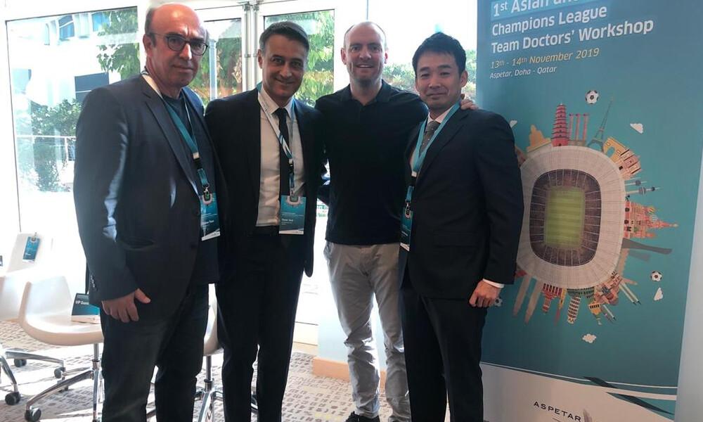 Μοναδικός εκπρόσωπος ο Ολυμπιακός: Η ιατρική ομάδα του παρούσα σε κορυφαίο επιστημονικό meeting