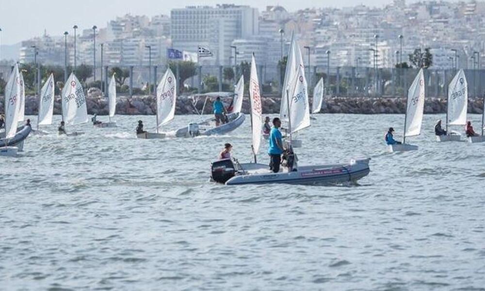 Η «Βικτώρια» μπλόκαρε και την «29η Athens International Sailing Week 2019-Winter Series»