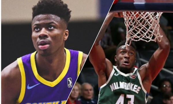 NBA: «Σάρωνουν» τα αδέλφια Αντετοκούνμπο! (photos+videos)