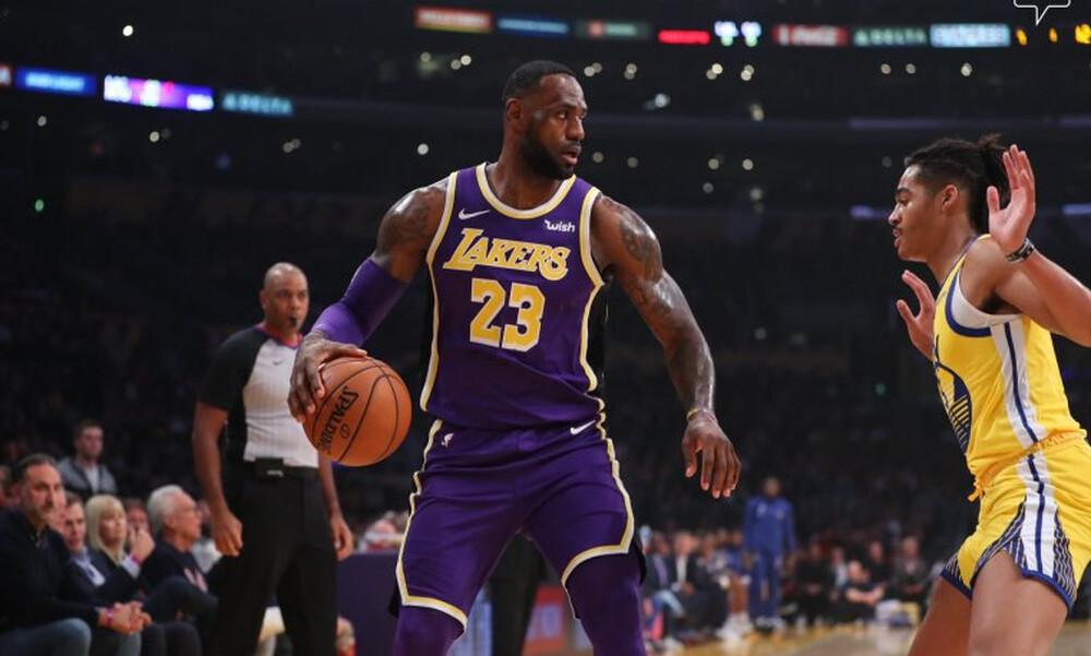 NBA: Πήραν το ντέρμπι οι Ρόκετς – Ασταμάτητοι Λέικερς (videos)