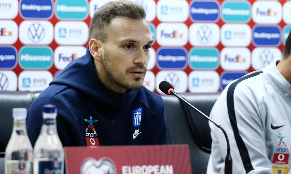 Μπακάκης: «Καινούρια αρχή με το νέο προπονητή, ξέρουμε ότι αδικήσαμε τους εαυτούς μας»