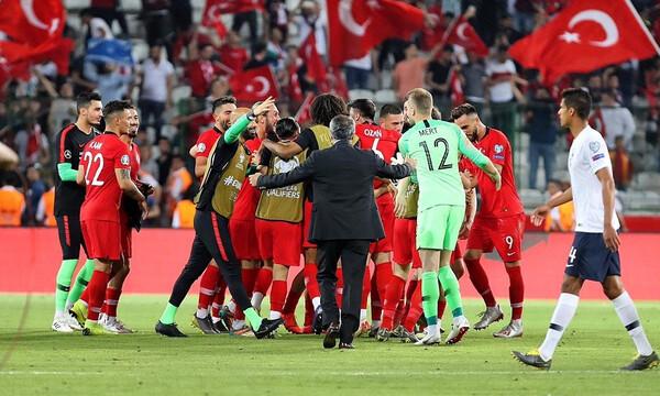 Προκρίθηκε στο Euro η Τουρκία (video)