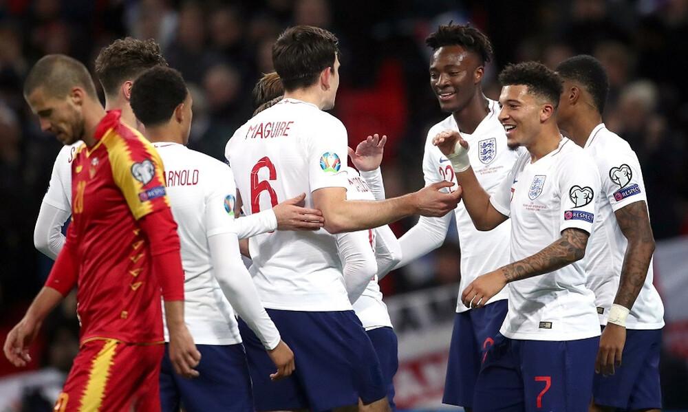 Σαρωτική... πρόκριση για Αγγλία, ξέσπασαν Πορτογαλία και Κριστιάνο Ρονάλντο (videos)