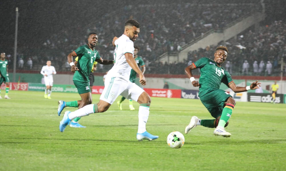 Ολυμπιακός: On fire ο Σουντανί, σκόραρε με την Αλγερία (photos+video)