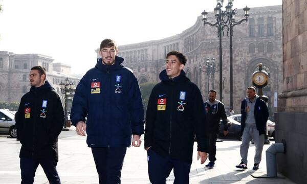 Αρμενία-Ελλάδα: Η βόλτα της Εθνικής στο Ερεβάν (photos)