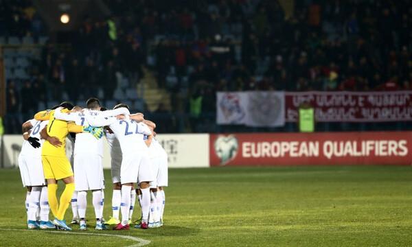 Αρμενία – Ελλάδα 0-1: Εντυπωσιακή συνεργασία και γκολάρα ο Λημνιός (video)
