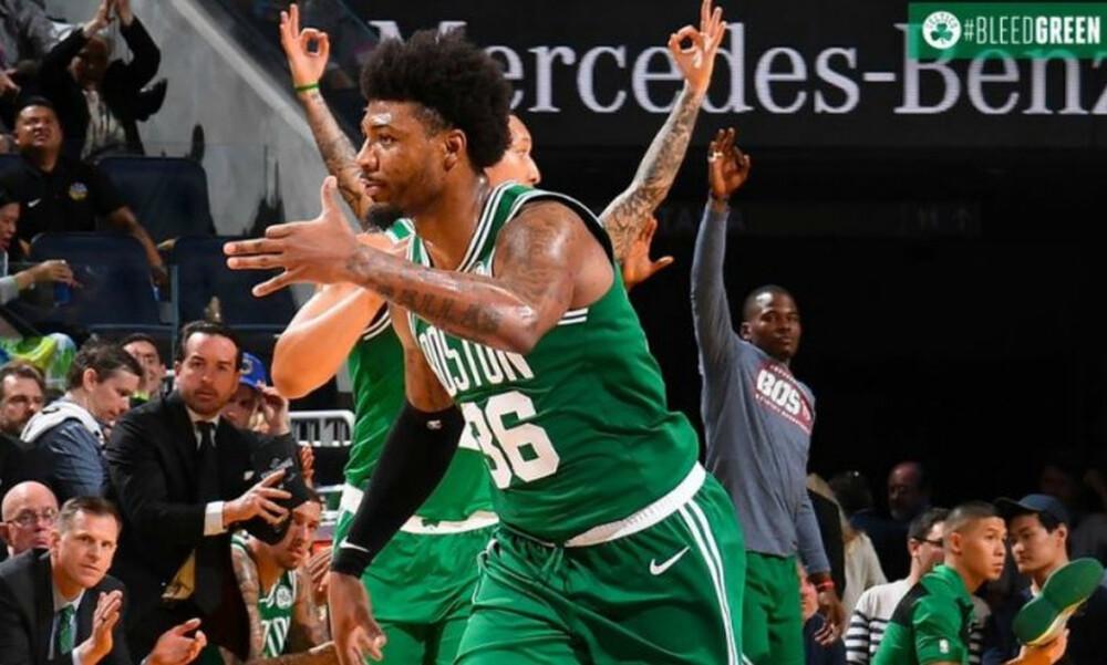 NBA: Συνέχισαν με νίκες Λέικερς, Σέλτικς και Χιούστον! (photos+videos)