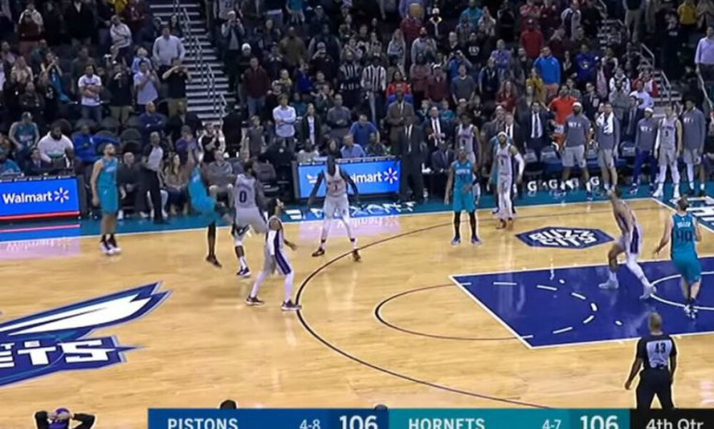 NBA: To απίθανο buzzer beater του Μονκ στο Top 10! (video)