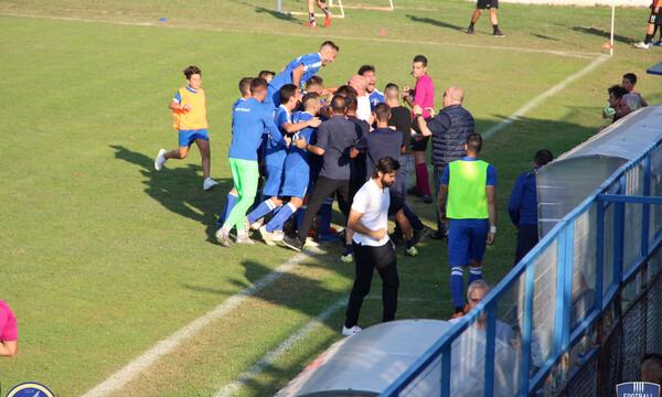 Football League: Αφεντικού του Βόλου η Νίκη!
