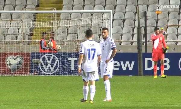 Προκριματικά Euro 2020: Ήττα της Κύπρου με παράπονα (video)