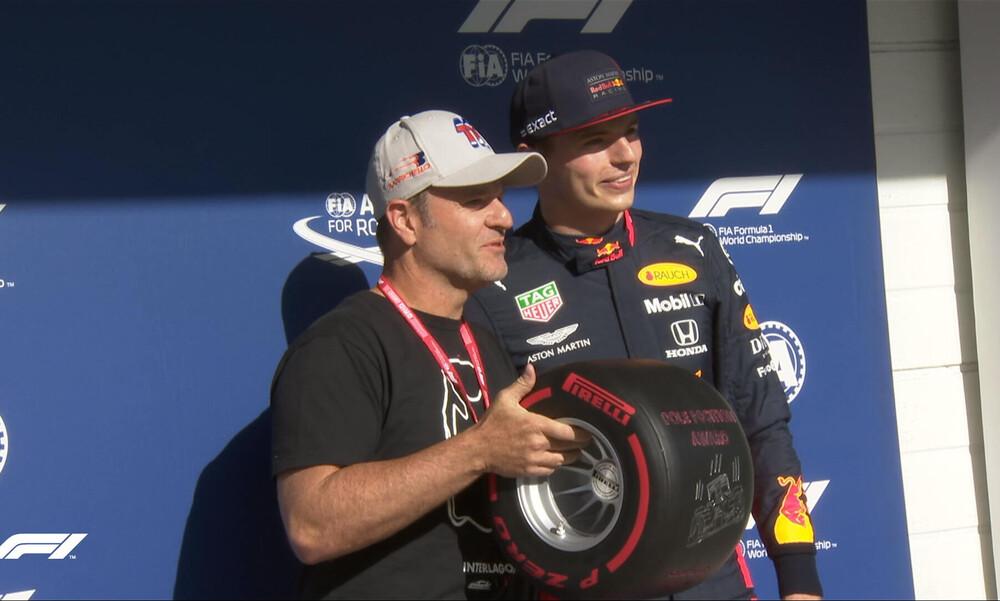 Formula 1: Ο Φερστάπεν την pole position στη Βραζιλία