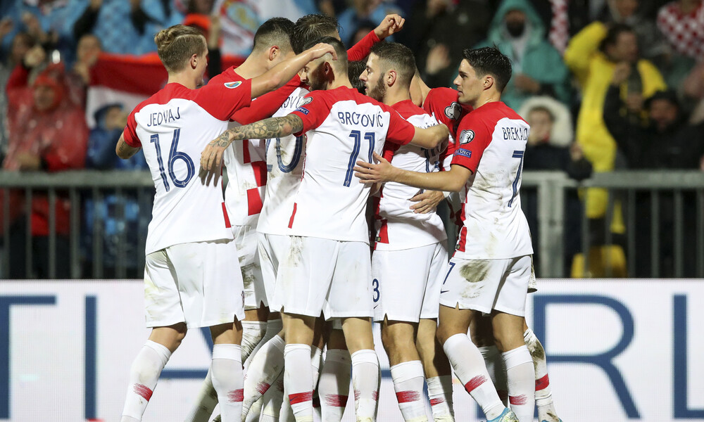 Προκριματικά EURO 2020: Στα τελικά Γερμανία, Ολλανδία, Αυστρία και Κροατία (videos)