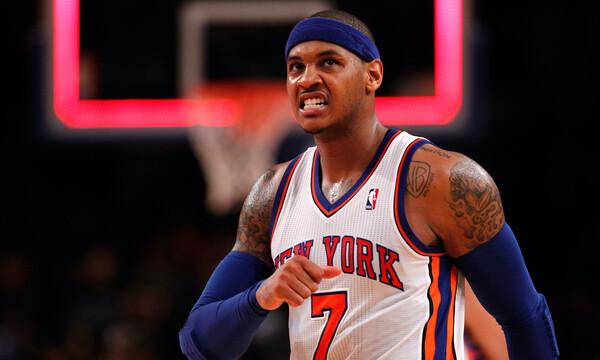 NBA: Επιβεβαίωση για Άντονι!