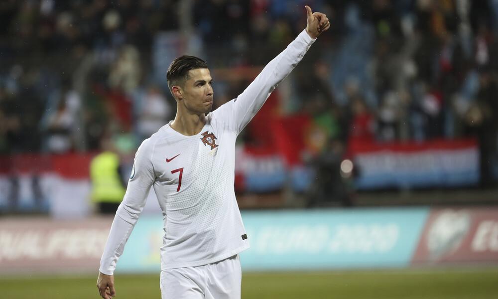 Προκριματικά EURO 2020: Στο φινάλε η πρόκριση για την Πορτογαλία (videos)