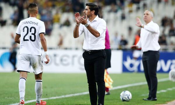 ΠΑΟΚ: «Τρελάθηκε» ο Φερέιρα με Ρονάλντο και Πορτογαλία (photo)
