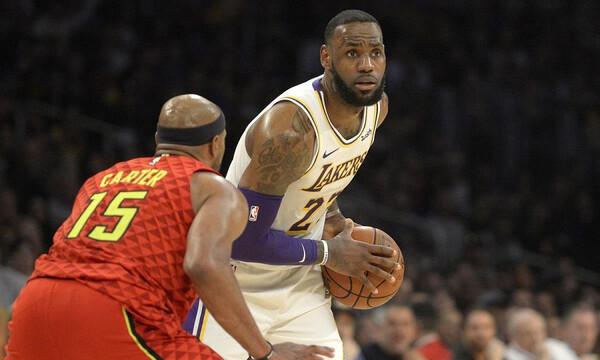 NBA: Ασταμάτητοι Λέικερς (videos)