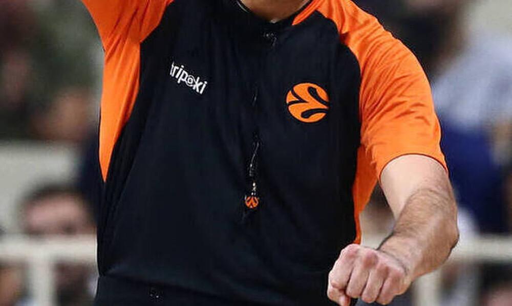 Ζαλγκίρις Κάουνας -Παναθηναϊκός ΟΠΑΠ: Οι διαιτητές του αγώνα! (photo)