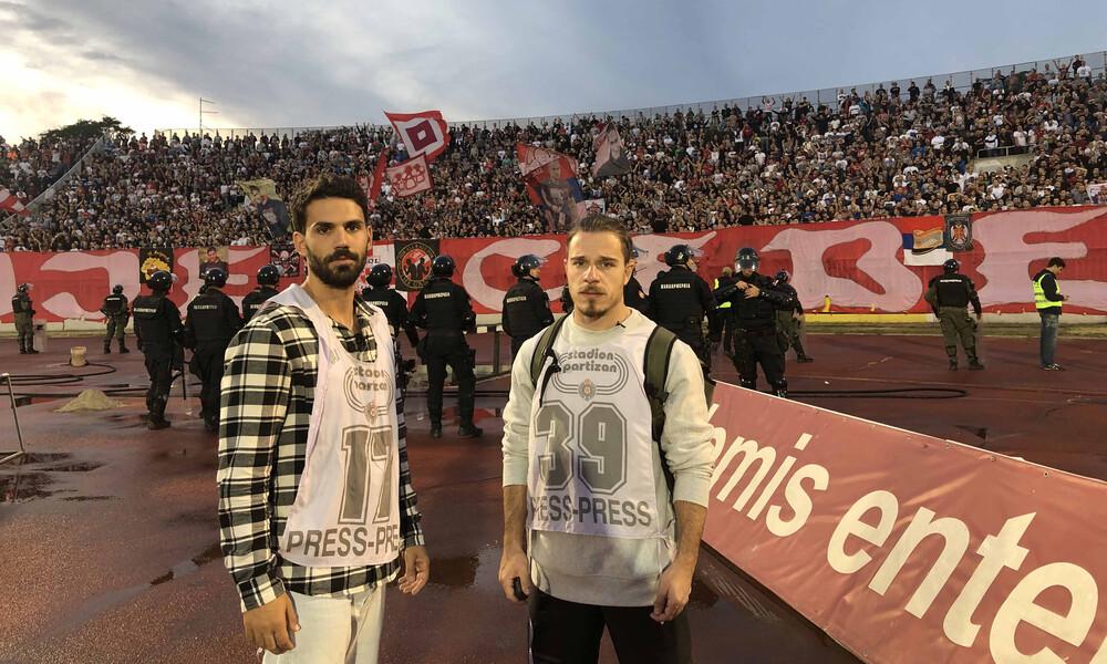 Το Football Stories πάει… Βελιγράδι! (video)