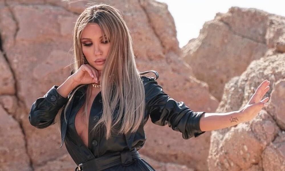 Κατερίνα Νάκα: Το νέο τραγούδι της έχει την υπογραφή του Χρήστου Δάντη