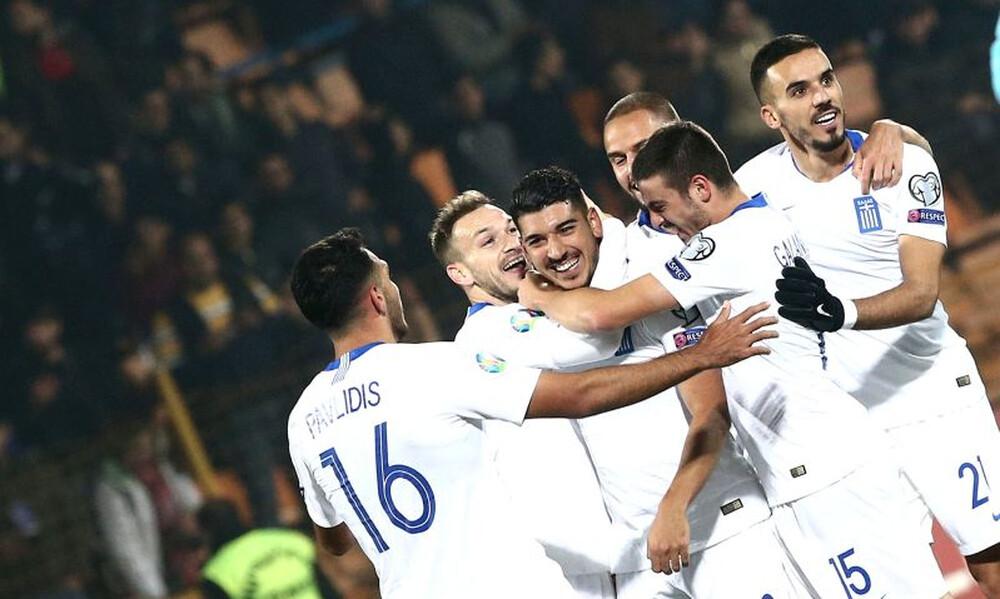 LIVE Ελλάδα - Φινλανδία 2-1