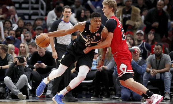 NBA: Μπακς χωρίς φρένα! (photos+video)