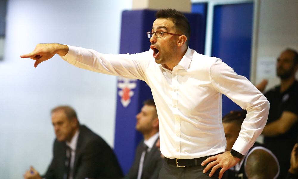 Χαραλαμπίδης: «Να εξαντλήσουμε τις πιθανότητες πρόκρισης»