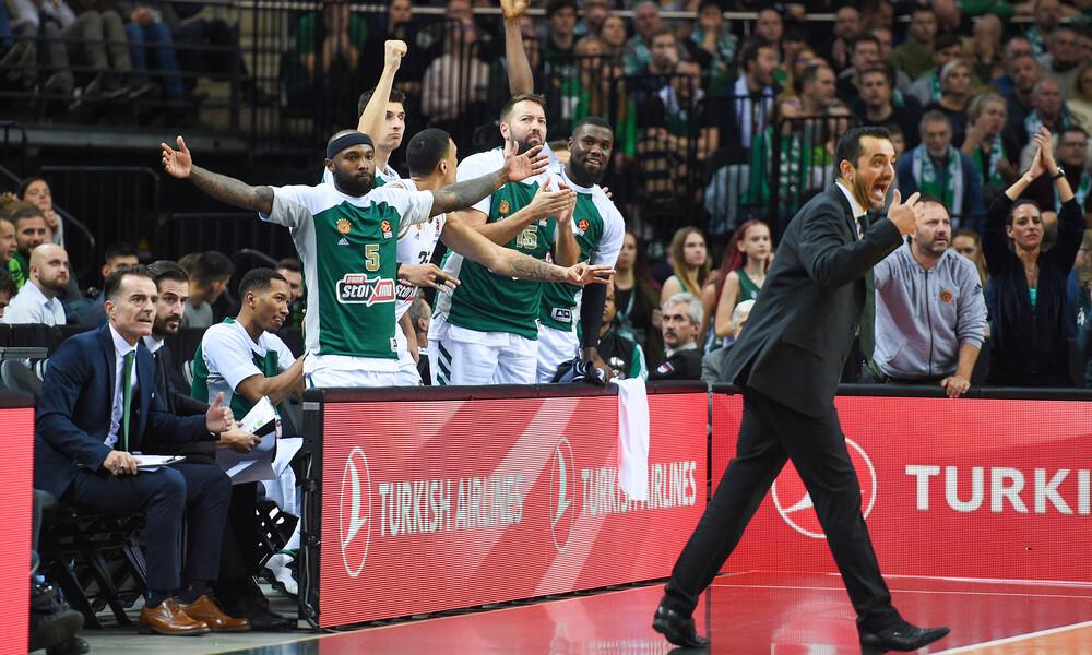 Βόβορας: «Παίξαμε ως ομάδα, η επιτυχία ανήκει και στον κόουτς Πεδουλάκη»