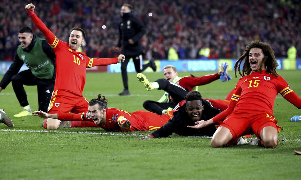 Προκριματικά EURO 2020: Ο Ράμσεϊ έστειλε στους τελικούς την Ουαλία (videos)