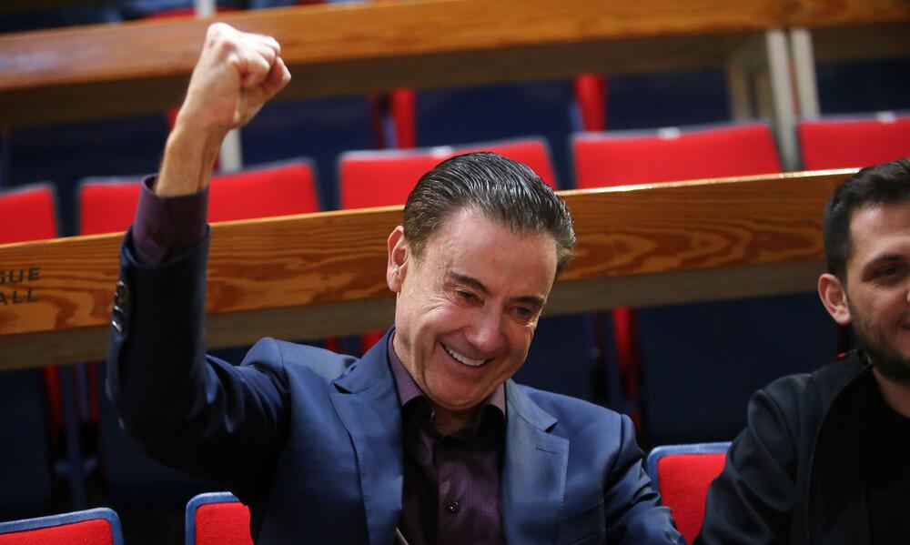 Ρικ Πιτίνο: «Ενθουσιασμένος που επιστρέφω στον Παναθηναϊκό»