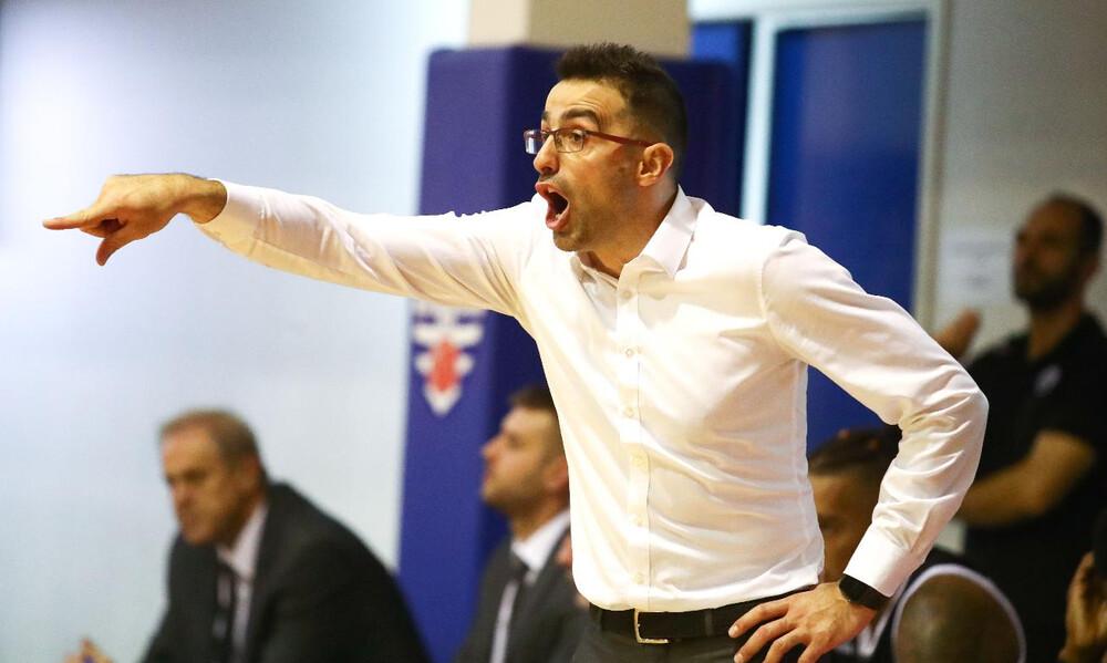 Χαραλαμπίδης: «Θέλουμε να γιορτάσουμε διπλά το Σάββατο»