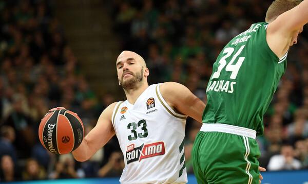 Euroleague: MVP της αγωνιστικής ο Καλάθης (video)