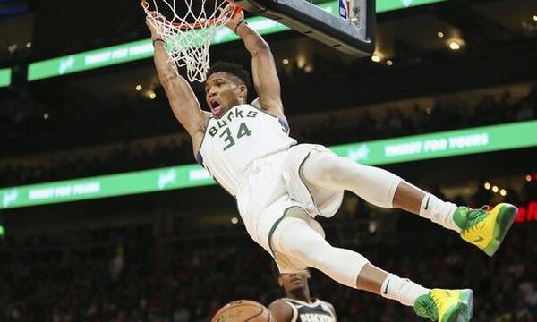 NBA: Γιάννη για MVP, Μπακς για... τίτλο! (video)