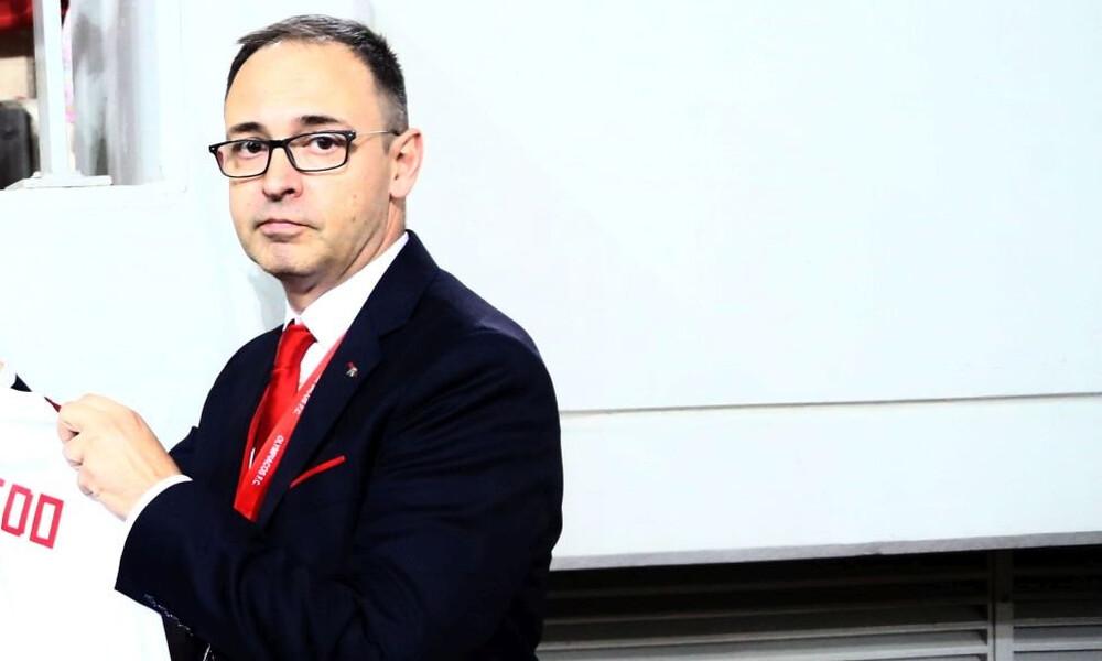 Γαβαλάς: «FIFA και UEFA δικαιώνουν τις θέσεις του Ολυμπιακού για την ΕΠΟ...»