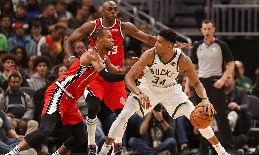 NBA: Έκτη σερί νίκη για Μπακς με σούπερ Giannis (videos)
