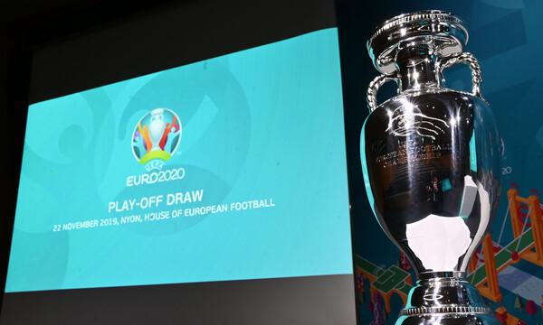 Euro 2020: Ο Χαριστέας έκανε την κλήρωση των play-offs