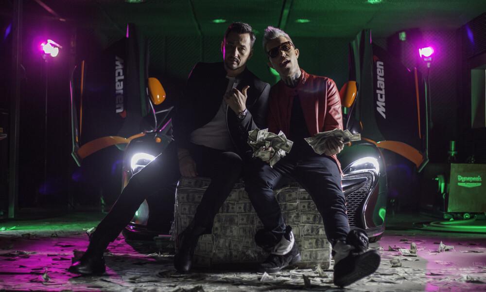 Πάνος Καλίδης - TUS: Το νέο τραγούδι «20Κ» με βίντεο κλιπ... γεμάτο γυναίκες και λεφτά! (video)