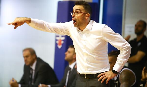 Χαραλαμπίδης: «Ομάδα με κατεύθυνση το Ρέθυμνο, θέλουμε να καθορίσουμε το ρυθμό του αγώνα»